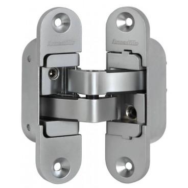 Петля скрытой установки с 3D-регулировкой Architect 3D-ACH 60 SC Матовый хром прав. 60 кг
