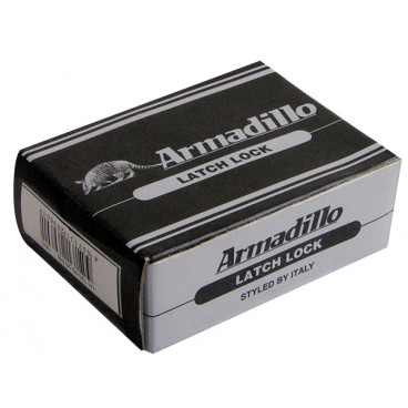 Задвижка врезная Armadillo DB 920-45-25 AB Бронза SKIN