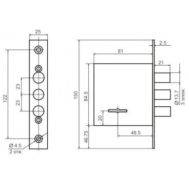 ЗВ8-8Д/15(КСП2-88)У2 /70911/