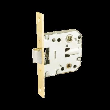 Дверные защелки Нора-М 2070-47 мм GB (латунь)