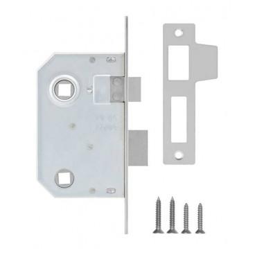 Защелка врезная Kale 251 WC (44 mm) (никель)