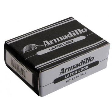 Защелка врезная LH 120-45-25 AB Бронза BOX /прям/