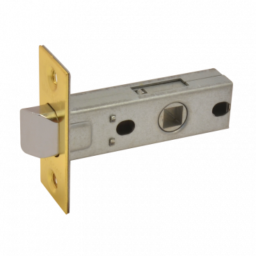 Защелка дверная Нора-М С-45 (L5-45 GB) латунь