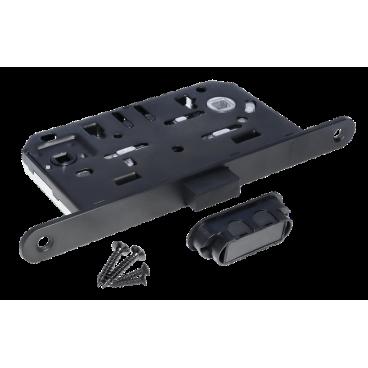 Защёлка магнитная сантехническая M1895 BL черный