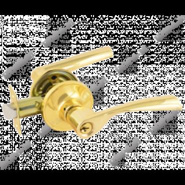 Защелка Нора-М ЗВ2-01 (золото)