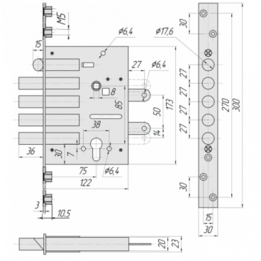 Крит ЗВ-7РК-005 ХП (ЗВ-7РК-006)